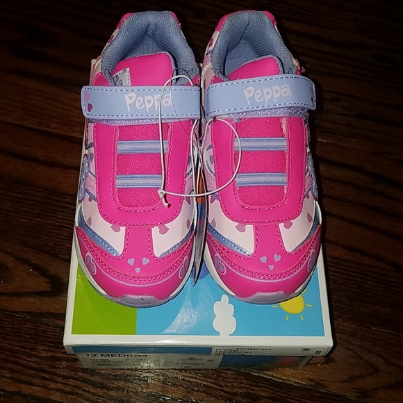 628a861969c2 Peppa Pig Athletic Shoe